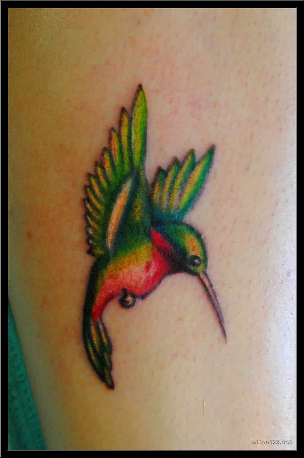 4ca95866d Hummingbird Tattoos for Men - Ideas and Inspiration for Guys