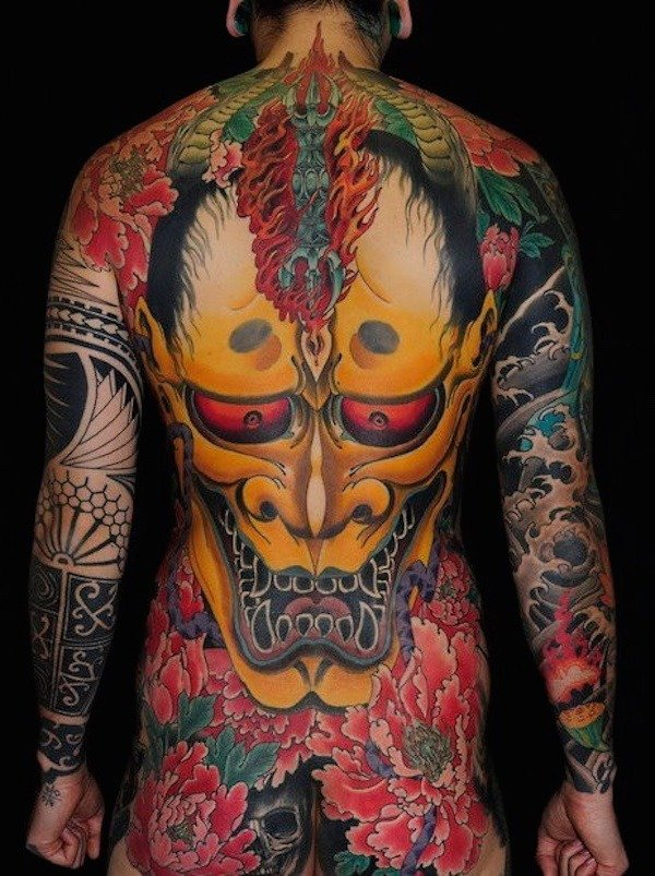 Japanese Tattoos For Men