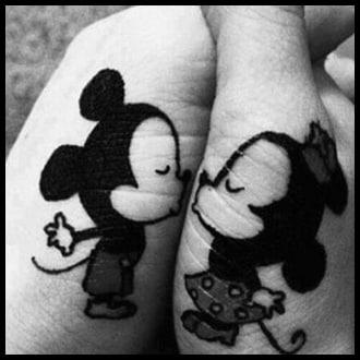 Love Tattoo Ideas for Guys