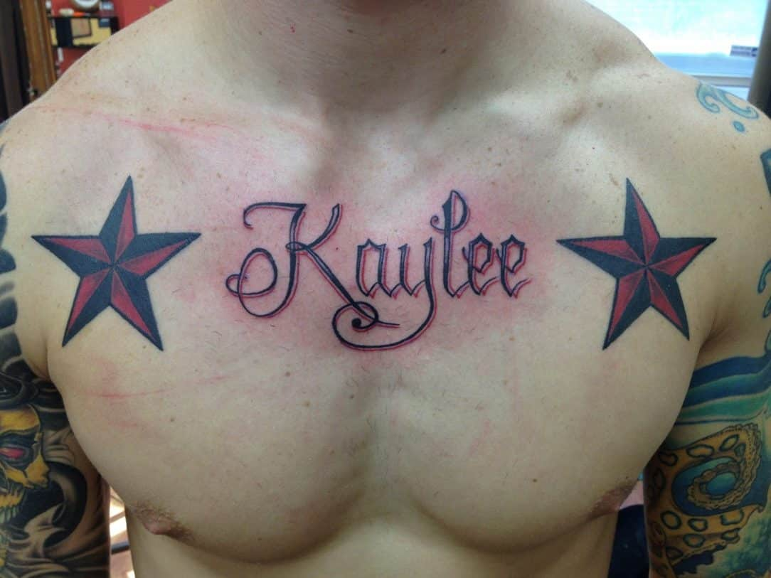 Name Tattoos for Men - Ideas and Inspiration for Guys