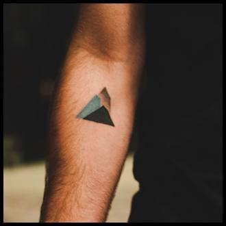 Simple Tattoos for men