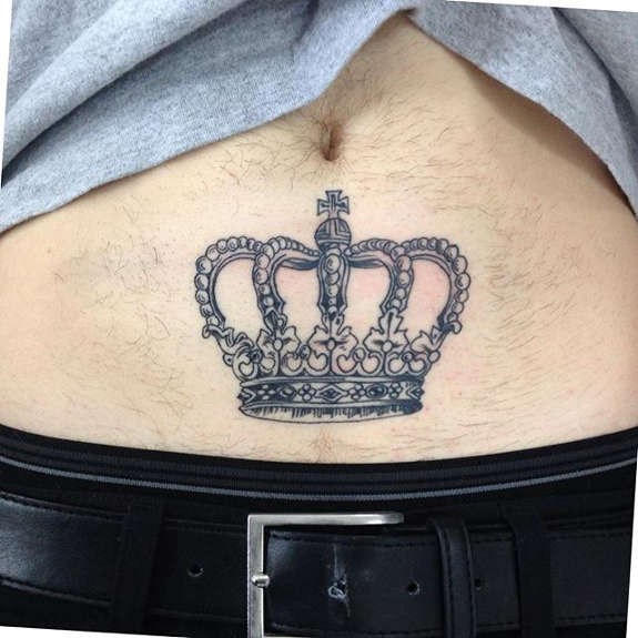 Stomach tattoos for men ideas and inspiration for guys for Belly tattoos for female