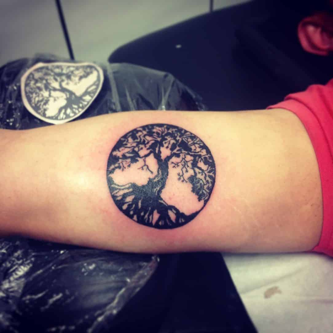 Tree Of Life Tattoos For Men Ideas And Inspiration For Guys