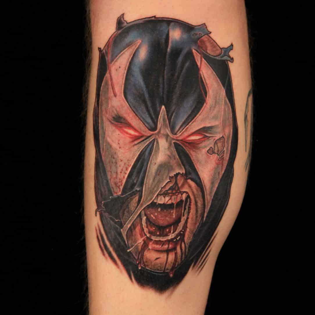 Superhero tattoos for men ideas and inspiration for guys for Best tattoo inks