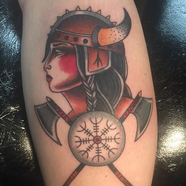 2eca6e6b5 Viking Tattoos for Men - Ideas and Inspiration for Guys
