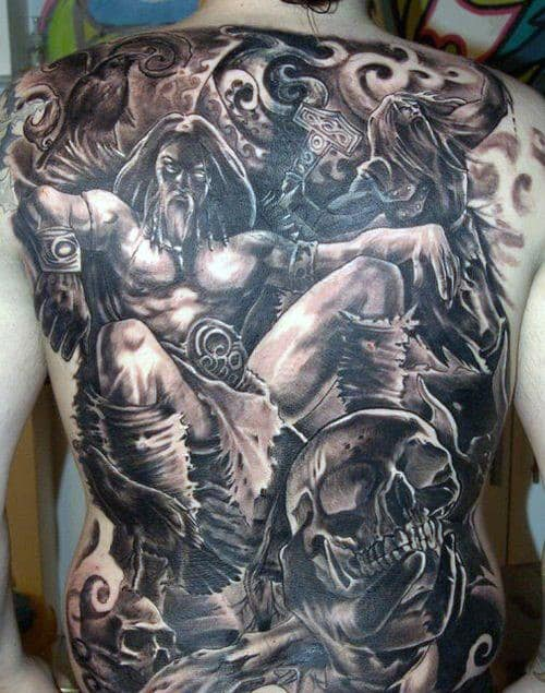 Viking Tattoos For Men  Ideas And Inspiration Guys