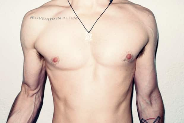 collar bone tattoos for men - ideas and inspiration for guys, Human Body