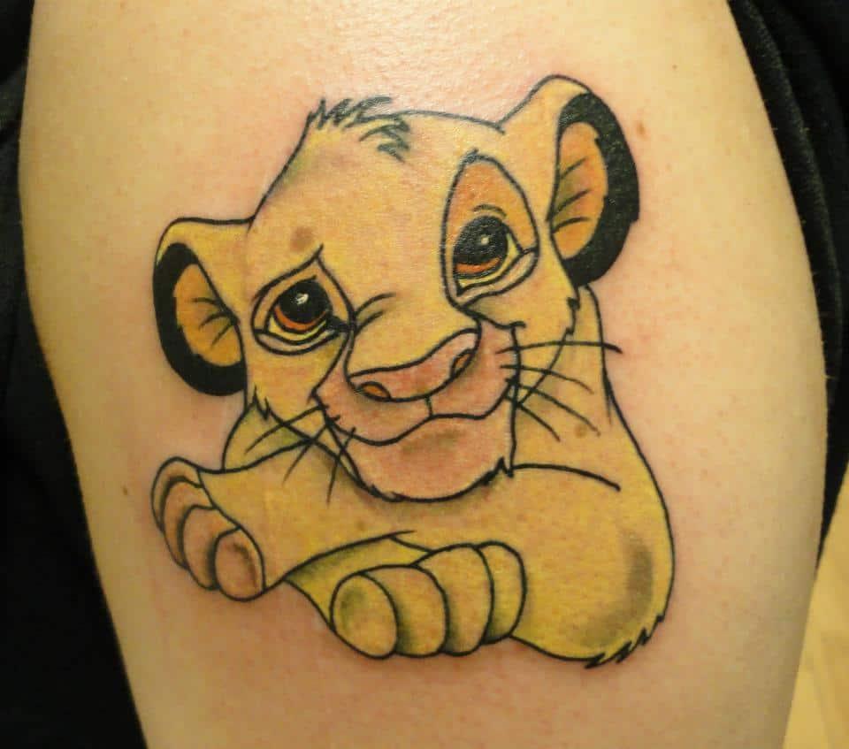 Disney tattoos and tattoo designs - Disney Tattoos And Tattoo Designs 56
