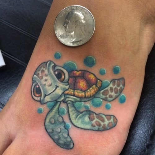 Disney Tattoos For Men Ideas And Inspiration For Guys