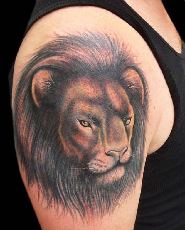 10 Leo Tattoo Designs Ideas
