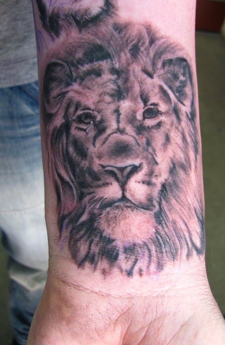 Leo Tattoos For Men  Ideas And Inspiration Guys