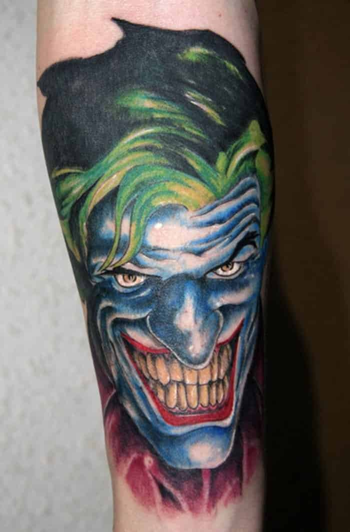 Joker tattoos for men ideas and inspiration for guys for Tattoos for me