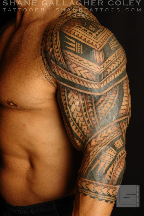6e51347145 Samoan Tattoos for Men - Ideas and Inspiration for Guys