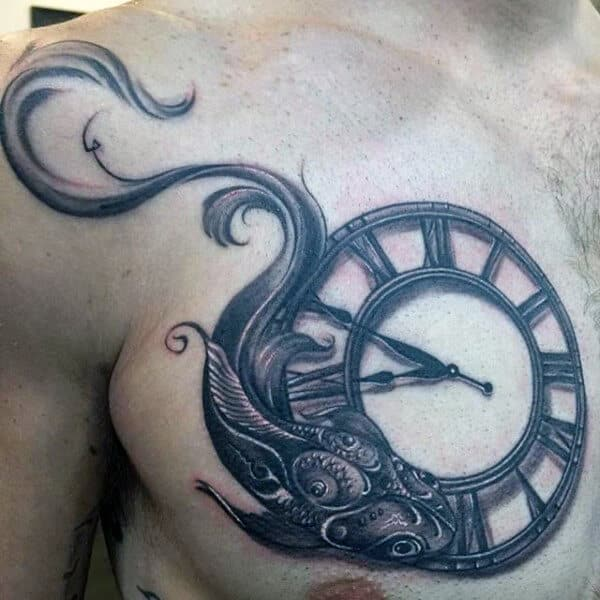 Pisces Tattoos For Men Ideas And Inspiration For Guys