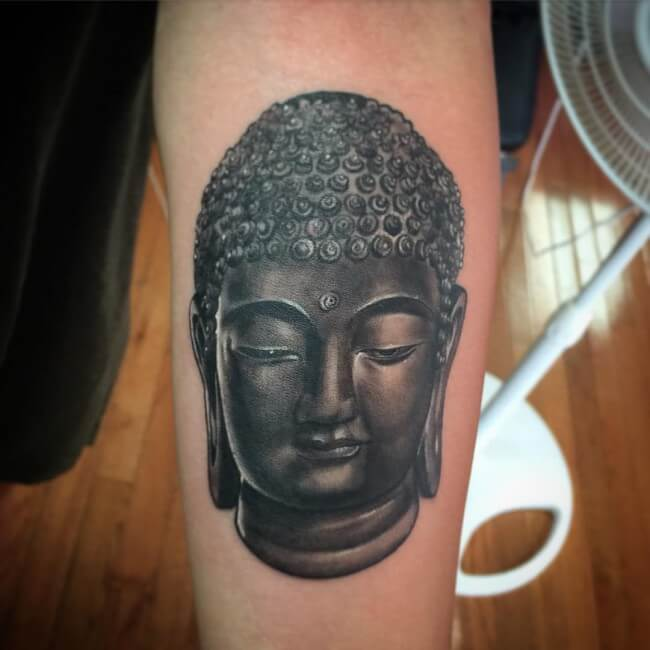 Buddha Tattoos for Men - Ideas and Inspiration for Guys