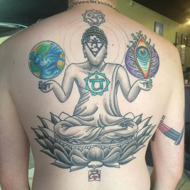 27 Buddha Tattoo Designs Ideas: Ideas And Inspiration For Guys