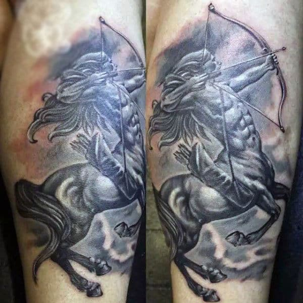 Sagittarius Tattoos For Men Ideas And Inspiration For Guys