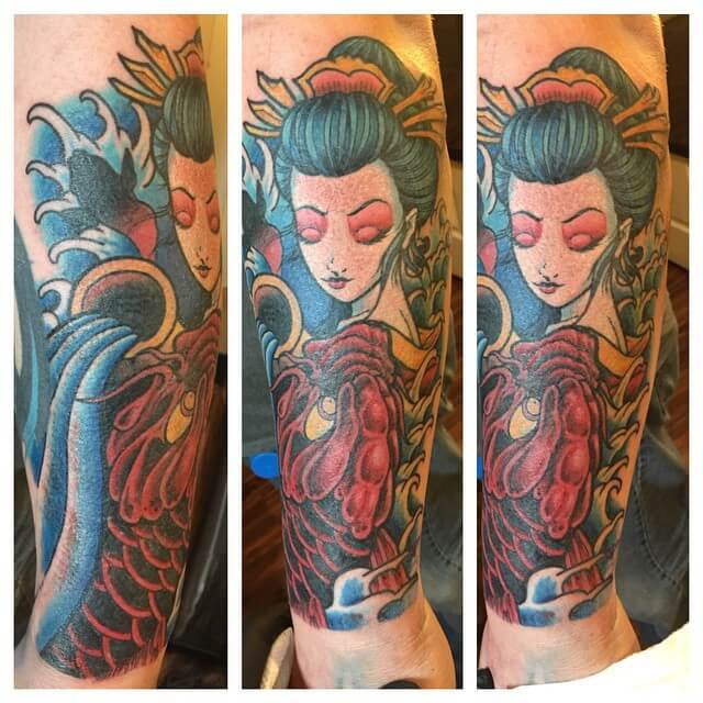 Aquarius Tattoos For Men Ideas And Inspiration Guys