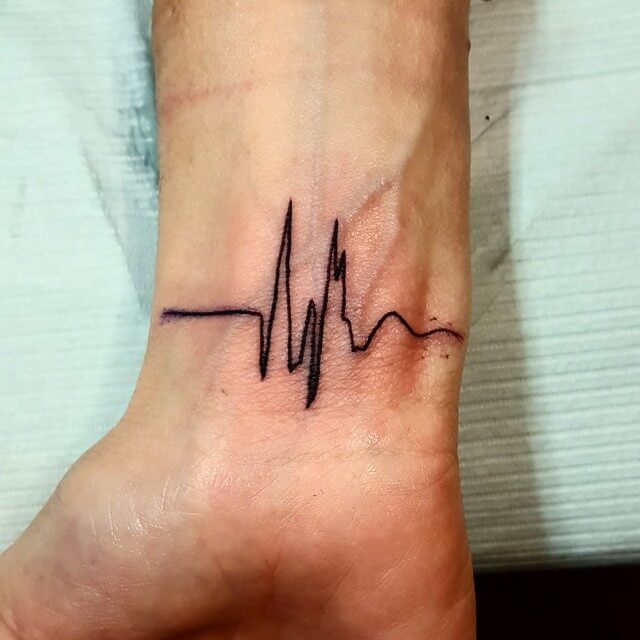 Simple Tattoo Designs On Hand For Men Love