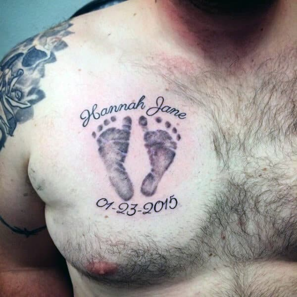 Baby Tattoos For Men  Ideas And Inspiration Guys