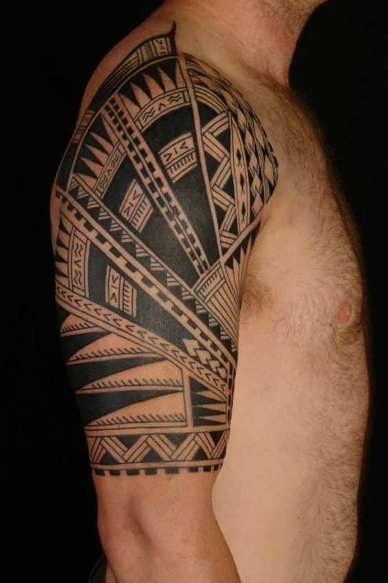 Polynesian Tattoos For Men Ideas And Designs For Guys