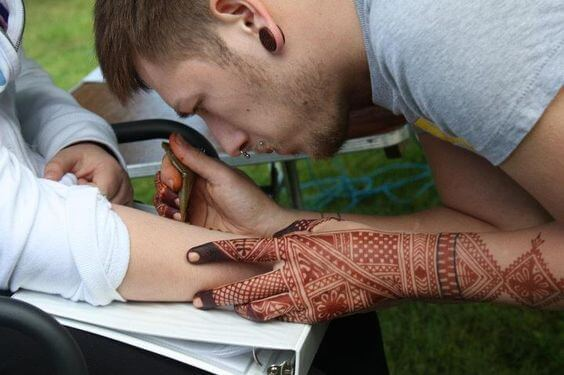 Henna Tattoos for Men - Ideas and Designs for Guys