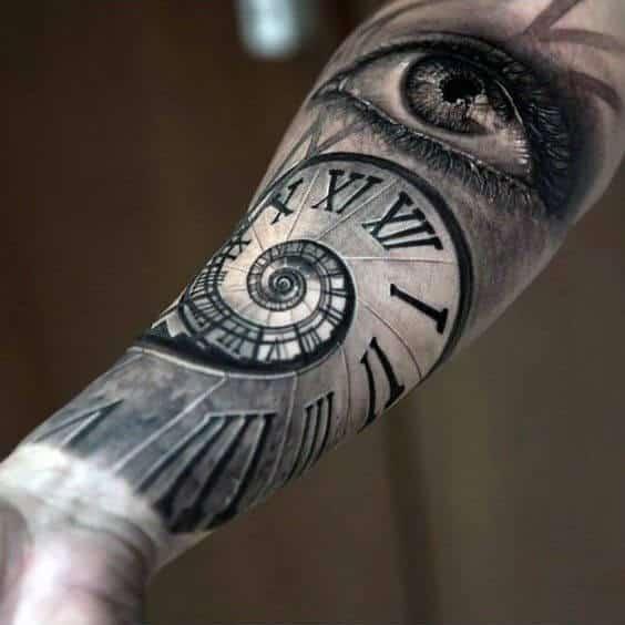 roman-numeral-tattoos-12