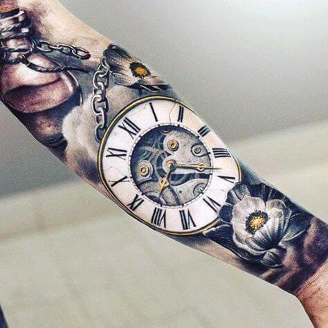roman-numeral-tattoos-14
