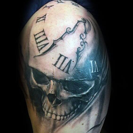 roman-numeral-tattoos-15