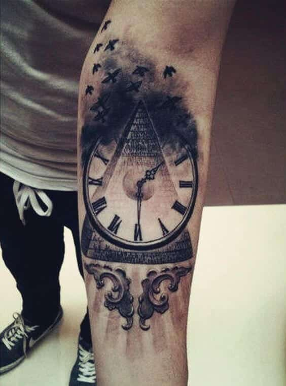 roman-numeral-tattoos-20