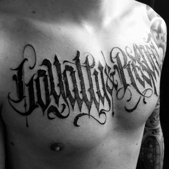 Tattoo Font Ideas 03