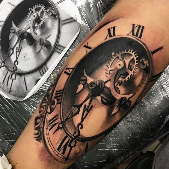 clock-tattoos-11