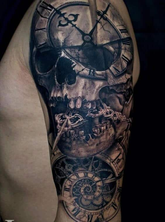 clock-tattoos-23
