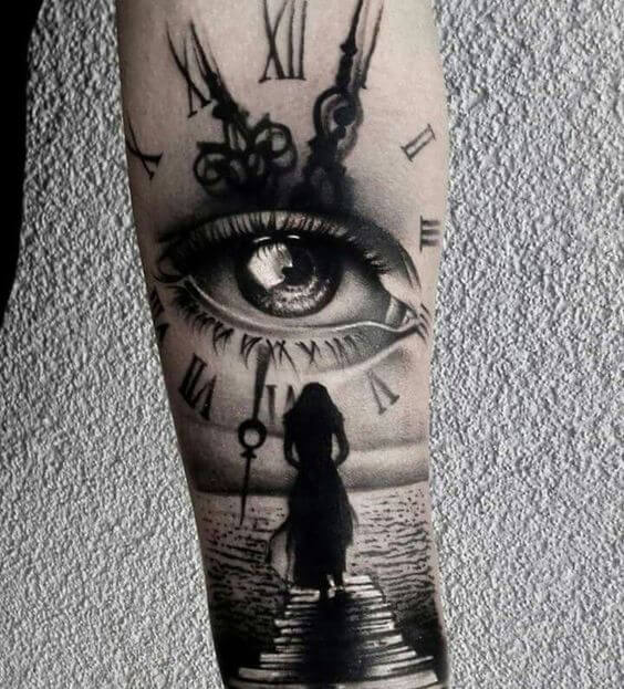 clock-tattoos-41